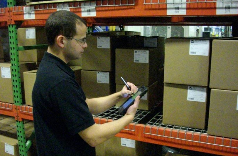 Integrating Tablet Technology for Real-Time Inventory Control and Accuracy