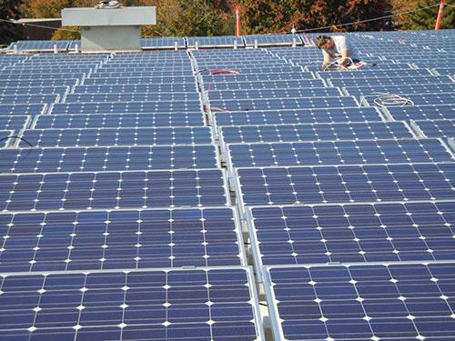 Solar Installation 3