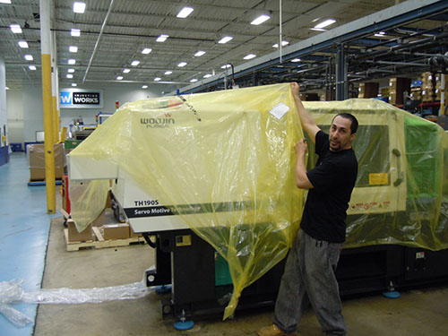 New Injection Molding Machines 5