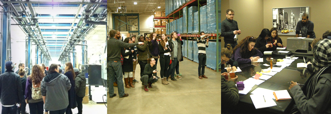 Injection Works Hosts Aspiring Industrial Design Students for Tour of its Manufacturing Facility